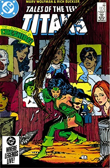 Tales of the Teen Titans (1984-1988) #52