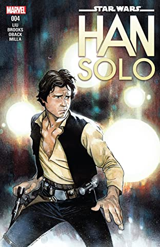 Han Solo (2016) #4 (of 5)
