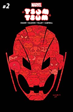 Marvel Tsum Tsum (2016) #2 (of 4)