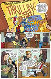 Marvel Tsum Tsum (2016) #2 (of 4)