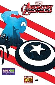 Marvel Universe Avengers: Ultron Revolution (2016-2017) #3