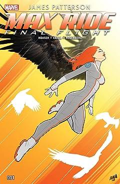 Max Ride: Final Flight #1 (of 5)
