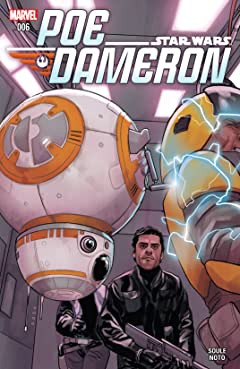 Star Wars: Poe Dameron (2016-2018) #6
