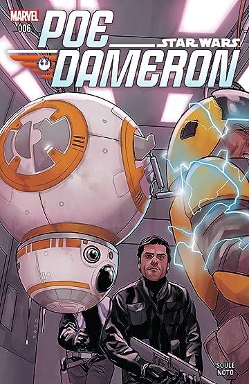Star Wars: Poe Dameron (2016-) #6