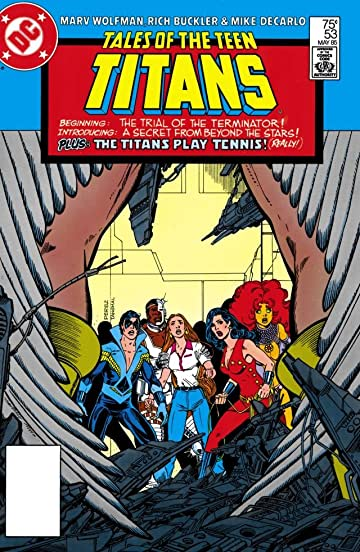 Tales of the Teen Titans (1984-1988) #53