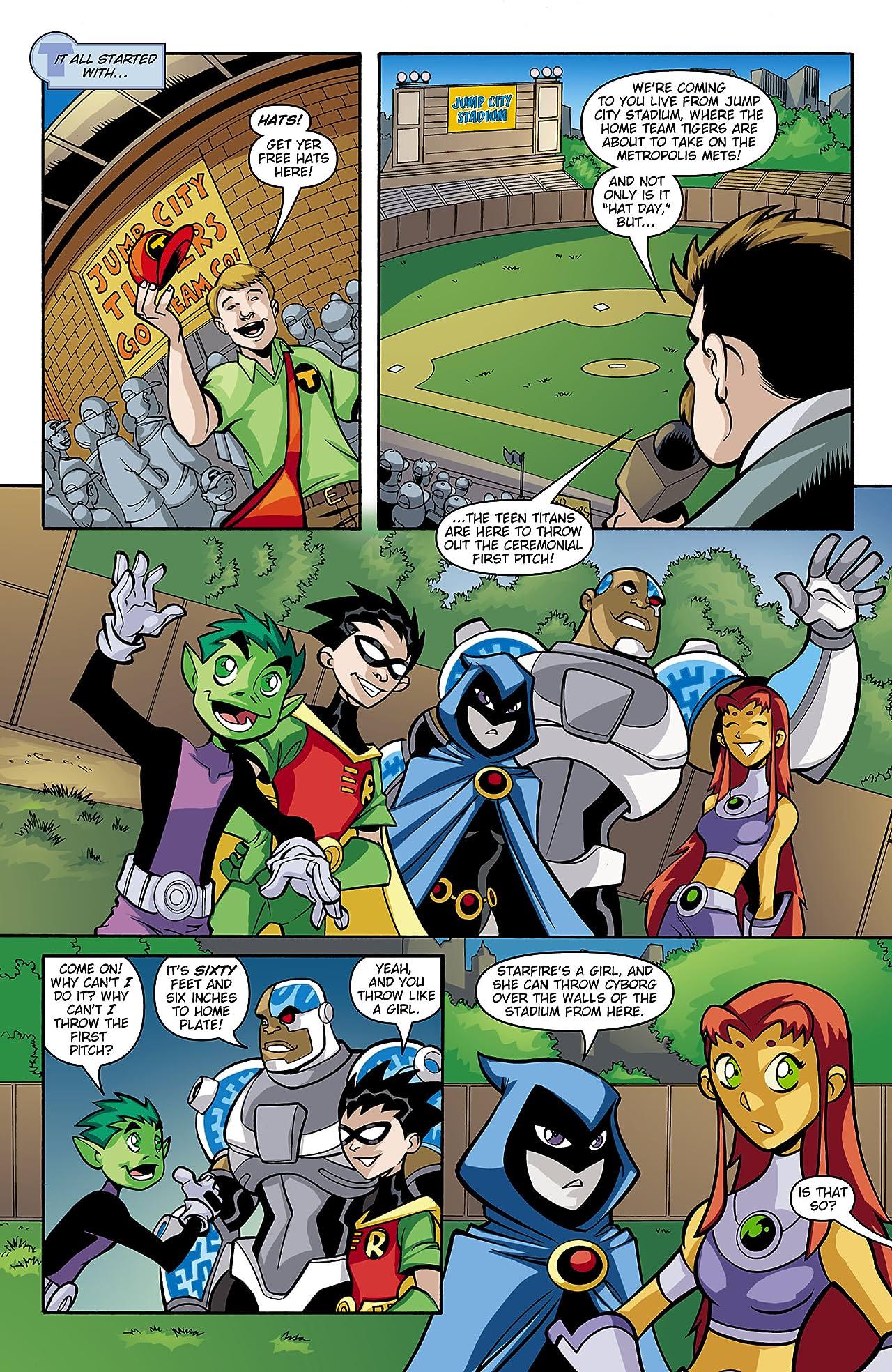 Teen Titans Go! (2004-2008) #33