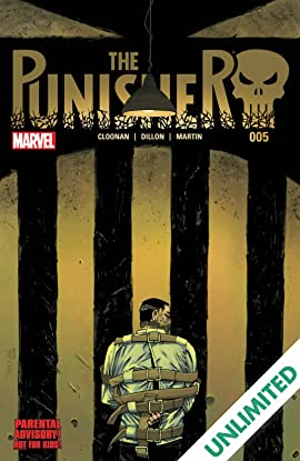 The Punisher (2016-2018) #5