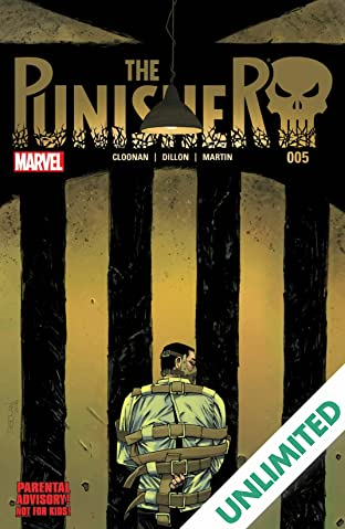 The Punisher (2016-) #5