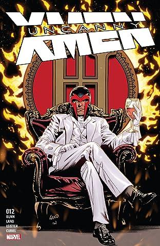 Uncanny X-Men (2016-2017) #12
