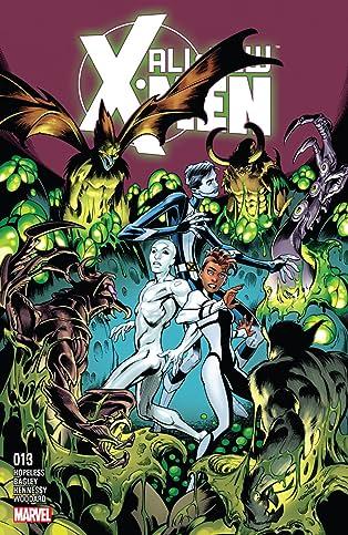 All-New X-Men (2015-) #13