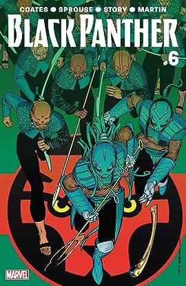 Black Panther (2016-2018) #6