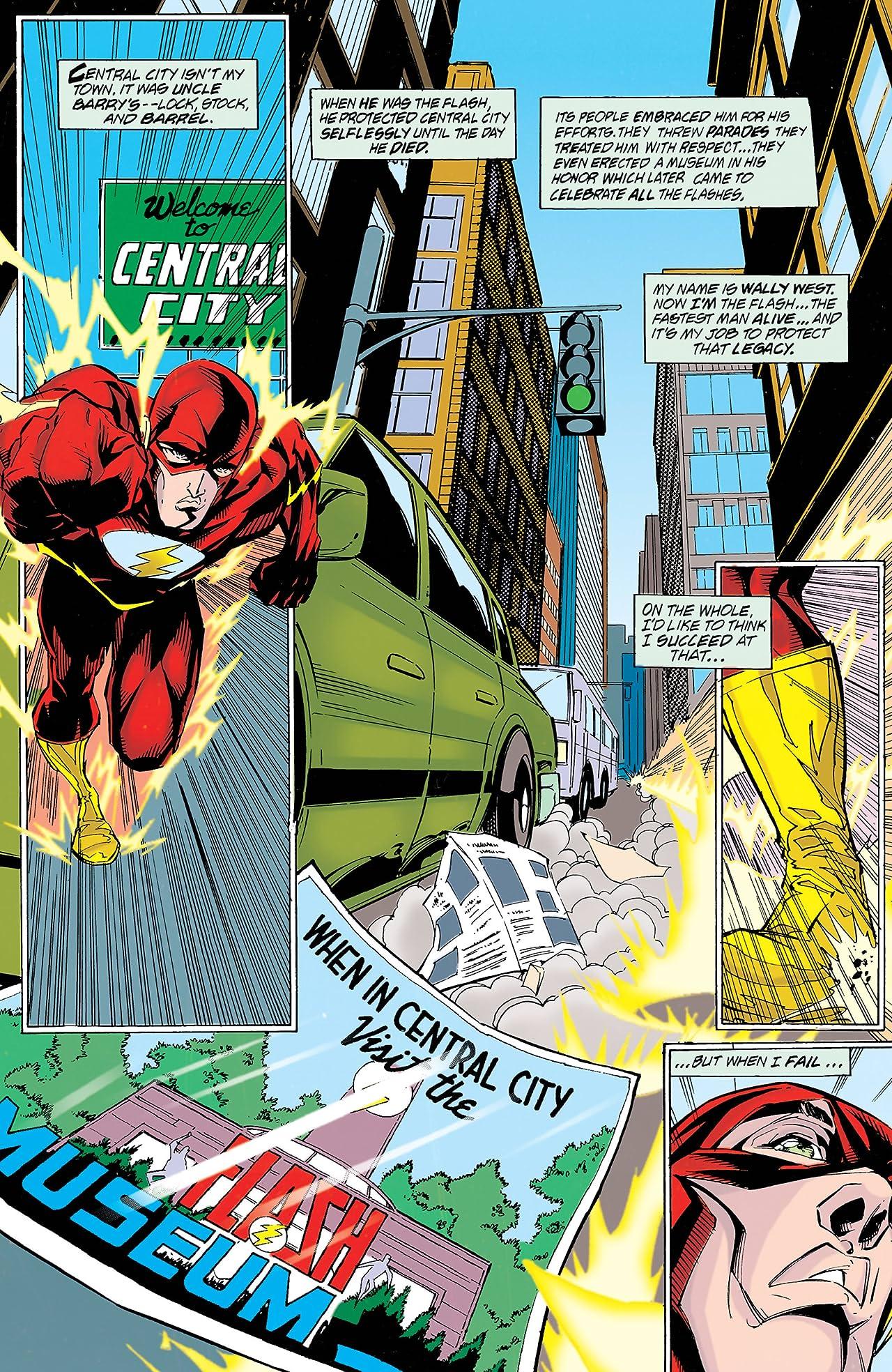The Flash (1987-2009) #143