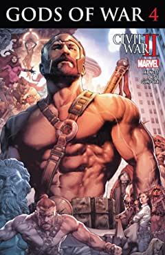 Civil War II: Gods of War (2016) #4 (of 4)