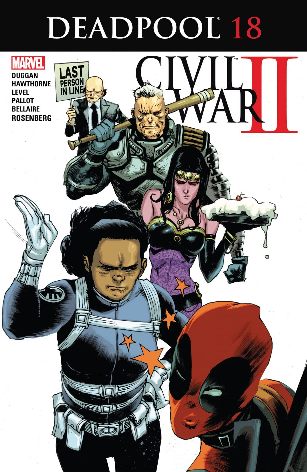 Deadpool (2015-) #18