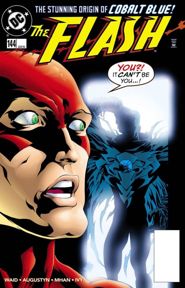 The Flash (1987-2009) #144
