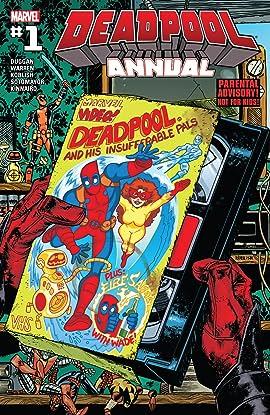 Deadpool (2015-2017) Annual #1