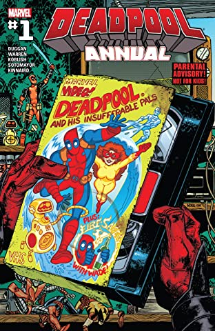 Deadpool (2015-2017) Annual #1