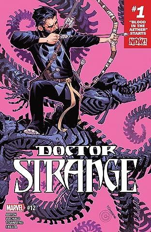 Doctor Strange (2015-2018) No.12