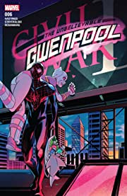 Gwenpool, The Unbelievable (2016-2018) #6