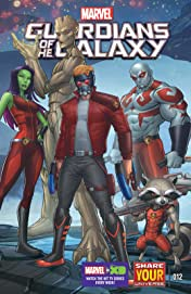 Marvel Universe Guardians of the Galaxy (2015-2017) #12