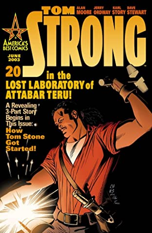 Tom Strong #20