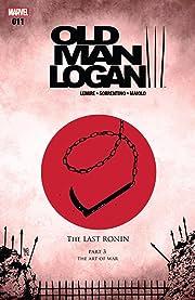 Old Man Logan (2016-2018) #11