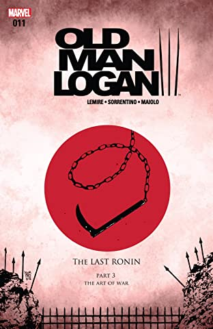 Old Man Logan (2016-2018) No.11