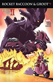 Rocket Raccoon and Groot (2016) #9