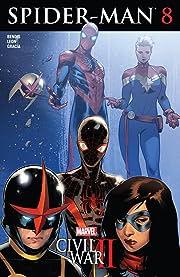 Spider-Man (2016-2018) No.8