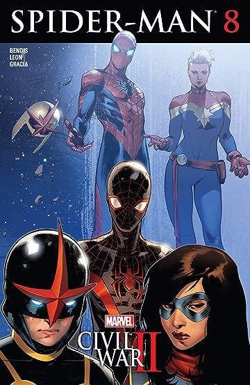 Spider-Man (2016-) #8