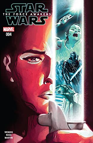 Star Wars: The Force Awakens Adaptation No.4 (sur 6)