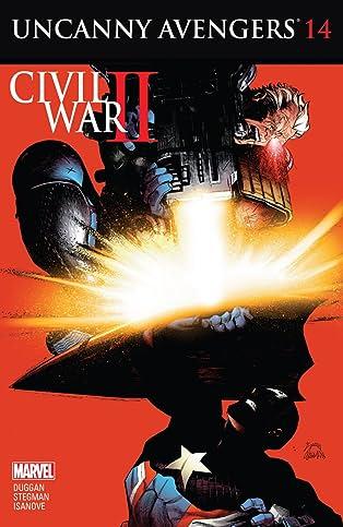 Uncanny Avengers (2015-2017) #14