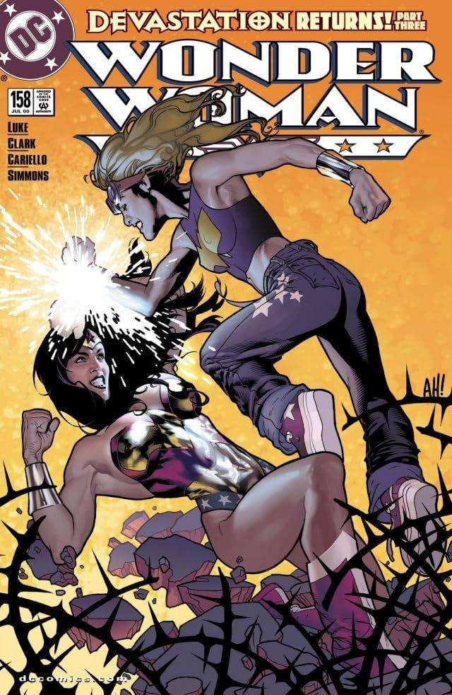 Wonder Woman (1987-2006) #158