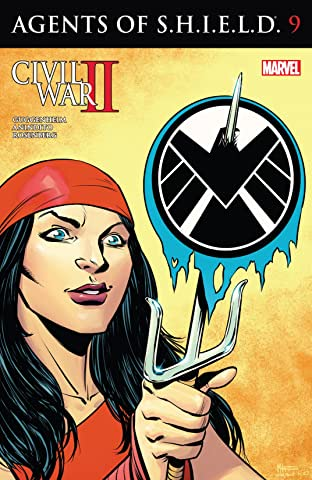 Agents of S.H.I.E.L.D. (2016) No.9