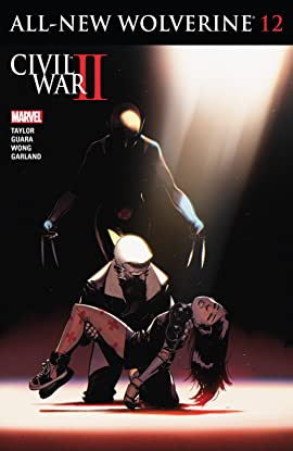 All-New Wolverine (2015-2018) #12