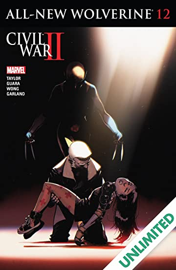 All-New Wolverine (2015-) #12