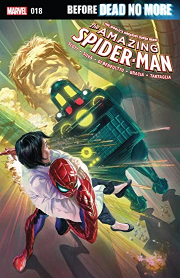 Amazing Spider-Man (2015-2018) #18