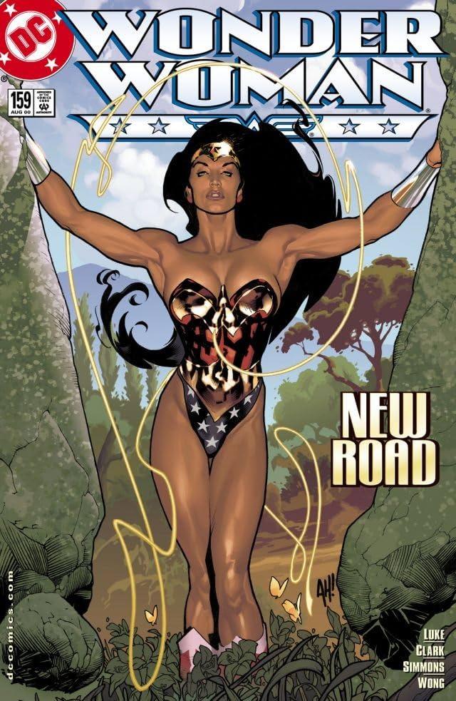 Wonder Woman (1987-2006) #159