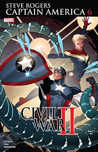 Captain America: Steve Rogers (2016-2017) #6