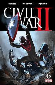 Civil War II (2016) #6 (of 8)