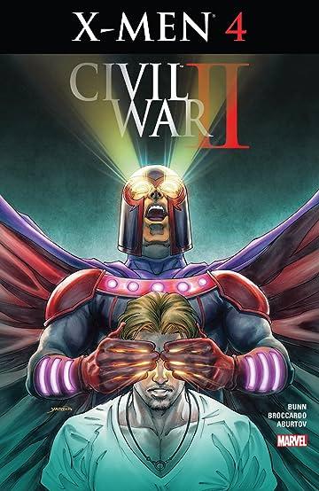 Civil War II: X-Men (2016) #4 (of 4)
