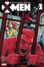Extraordinary X-Men (2015-2017) Annual #1