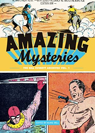Amazing Mysteries: Bill Everett Archives Vol. 1