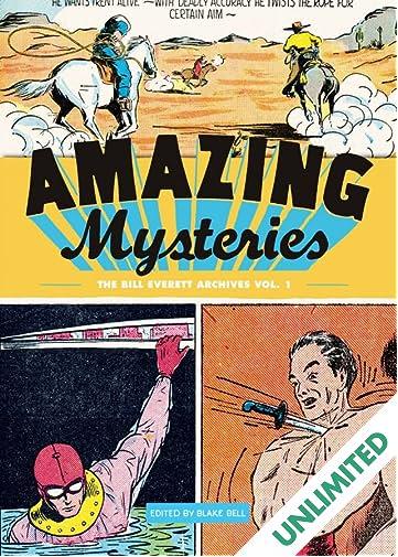 Amazing Mysteries: The Bill Everett Archives Vol. 1