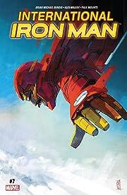 International Iron Man (2016) #7