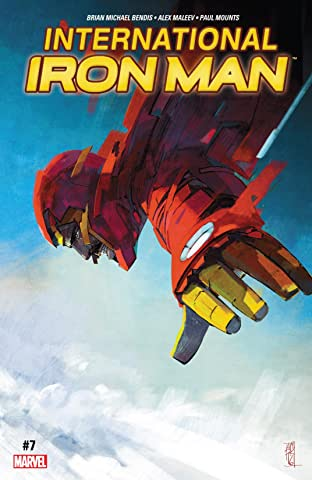 International Iron Man (2016) #7