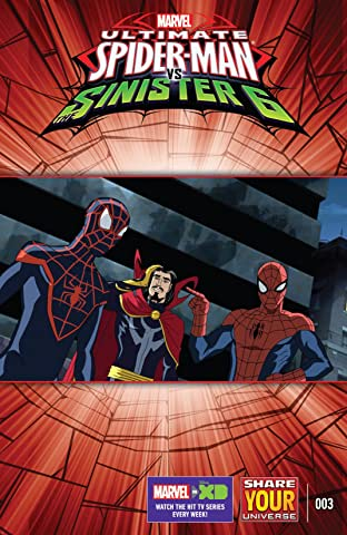 Marvel Universe Ultimate Spider-Man vs. The Sinister Six (2016-) #3