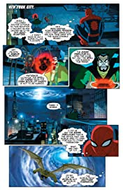 Marvel Universe Ultimate Spider-Man vs. The Sinister Six (2016-2017) #3