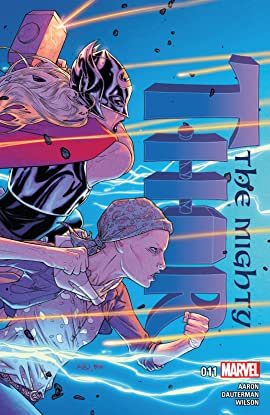 The Mighty Thor (2015-2018) #11
