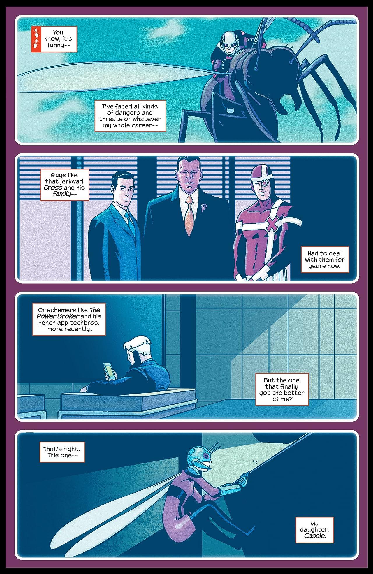The Astonishing Ant-Man (2015-2016) #12